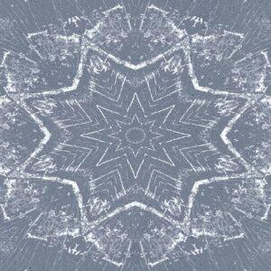 blue kaleido grunge star