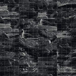 monochrome terrain tile
