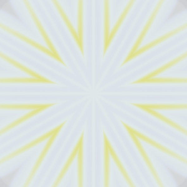 yellow ombre star lines