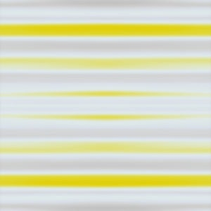 yellow ombre stripes