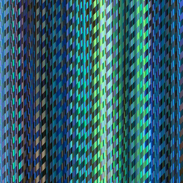 vivid green glitch photo texture