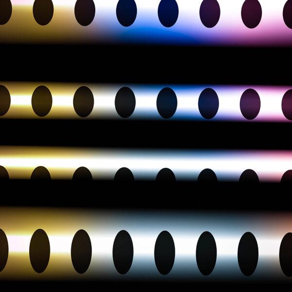 abstract 3d shape fine art digital image