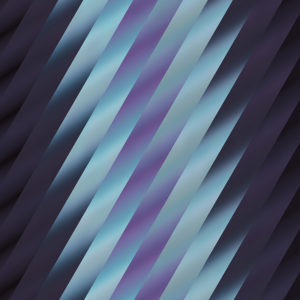 diagonal gradient ombre stripes