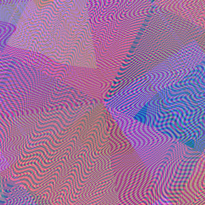moire glitch gradient design op art digital contemporary stock