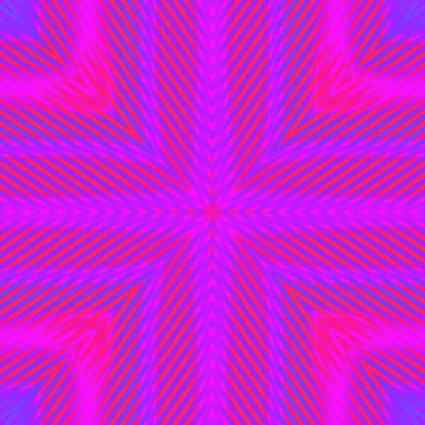 fucshia and blue gradient cross vivid stock art