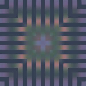 vesper muted ombre stripe design graphic download