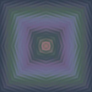 vesper muted ombre stripe design digital art stock image