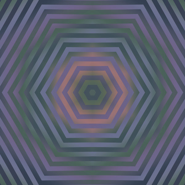 vesper geometric muted gradient ombre stripe fine art digital stock image
