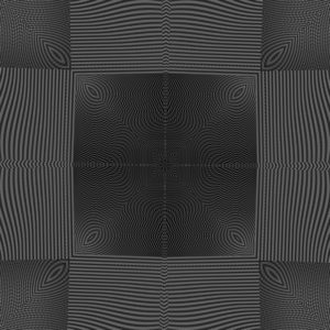 moire dark square grid