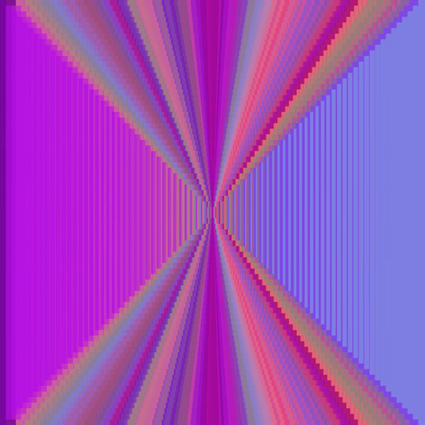 colorful digital glitch fine art