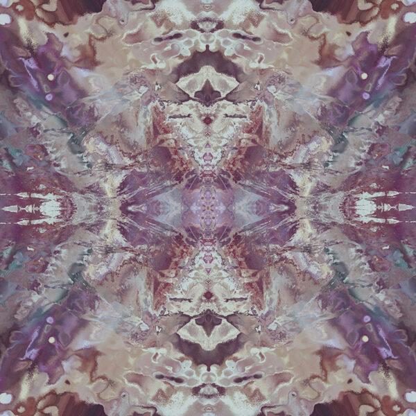 reflection crystal gem glossy abstract art image