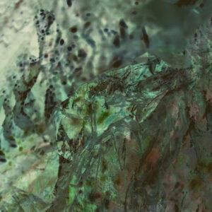 abstract crystalline art image